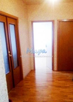 Квартира прекрасной планировки с двумя застекленными лоджиями. Дом П- - Фото 5