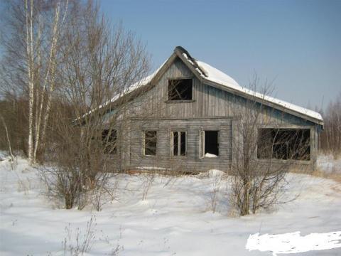 Дом в д.Сосы, Клепиковского района, Рязанской области. - Фото 1
