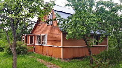 2-эт. Дачный дом с печкой + Баня на 8 сотках в СНТ«Южное» Заокский р-н - Фото 3