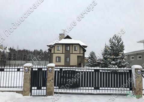 Киевское ш. 38 км от МКАД, Глаголево, Дом 215 кв. м - Фото 3