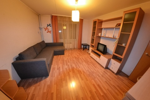 Сдается однокомнатная квартира на ул. Шибанкова - Фото 1