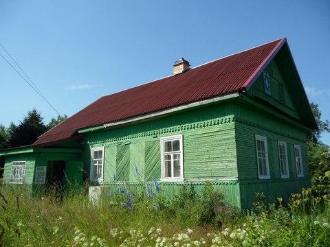 Крепкий дом рядом с рекой и сосновым лесом - Фото 1
