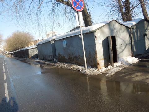 Продаю гараж за ненадобностью метро павелецкая улица железнодорожный - Фото 5