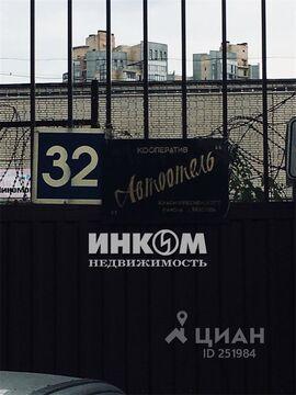 Гараж в Москва Шмитовский проезд, 32с1 (15.0 м) - Фото 2