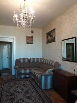 Просторная квартира в фасадном сталинском доме - Фото 5