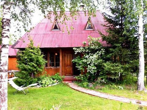 Дачный дом в СНТ Руза вблизи д. Палашкино, Шорново, Рузский район. - Фото 1
