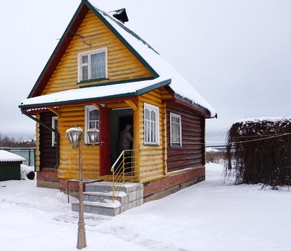 Сдам на длительный срок теплый дом 50м2 в Озерецком - Фото 1