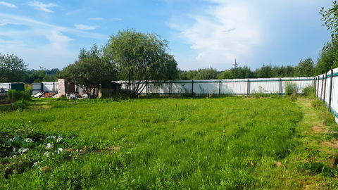 Продается крайний дом в деревне Недьяково, на ухоженных 14 сотках - Фото 4
