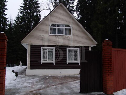 Дом на Киевском шоссе, 40 км. от МКАД. Рассудово(Москва). Площадь . - Фото 1