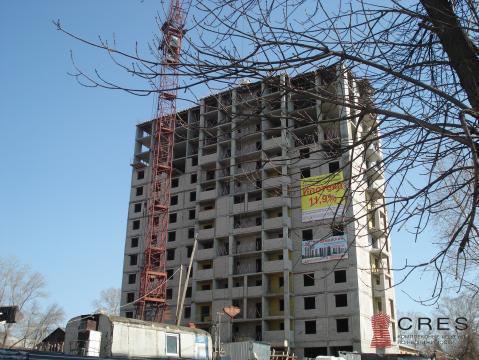 1-к квартира по ул. Первомайская 71 Литер 4 Секция Б - Фото 1