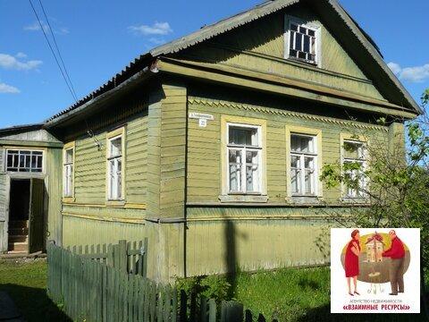 Дом в г. Окуловка Новгородской области - Фото 1