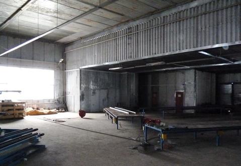 Производственно-складская база 4139 кв.м. - Фото 1