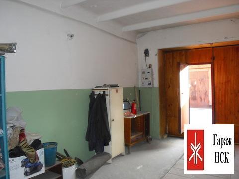 Продам гараж ГСК Гидроимпульс №37. Академгородка, вз, Терешковой 31 - Фото 4