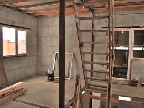 Участок 10 соток с недостроенным домом 2016 г. посторойки - Фото 5