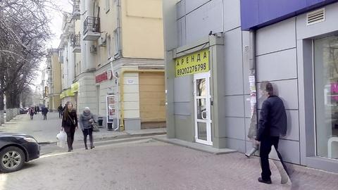 Сдаю под магазин, банк или офис помещение 173 м2 в центре Воронежа - Фото 1