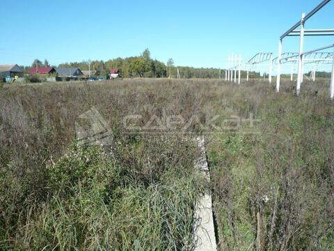 Земельный участок площадью 2,6 га промышленного назначения - Фото 1