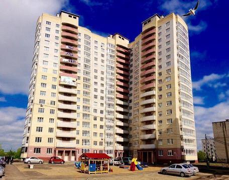 2х-комнатная квартира на Лескова 70м2 - Фото 1
