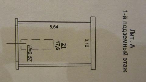 Продаю подземный гараж в Центре, Тельмана, 57 - Семашко - Фото 3
