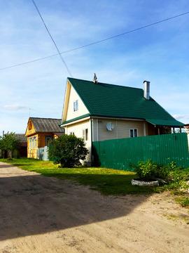 Продается дом 58 кв. м на участке 9 соток. Берег Волги - Фото 1