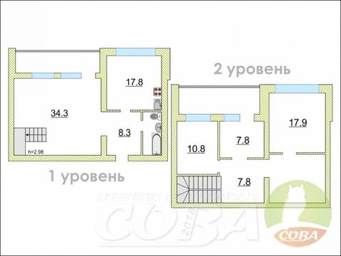 Продажа квартиры, Тюмень, Ул. Карская - Фото 1