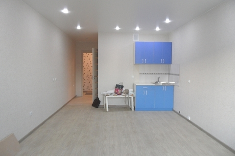 Сдается 1к квартира ул.Фадеева 66/9 Калининский район студия В новом Д - Фото 3