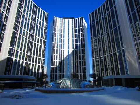 Продаются апартаменты-студия в новом жилом комплексе Фили Град-2, ул. - Фото 1
