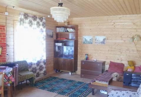 Каркасно-щитовой двухэтажный дом площадью 70 кв - Фото 4
