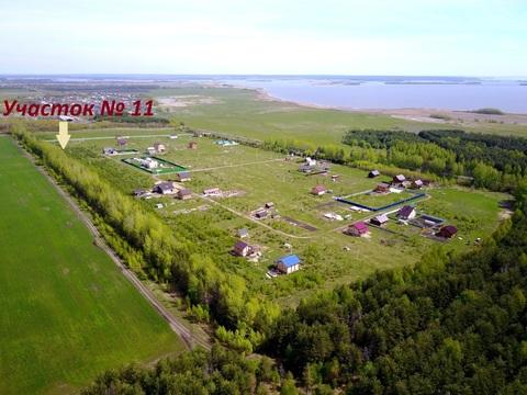 Земельный участок под строительство в коттеджном поселке Раздолье - Фото 4