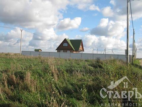 Ломоносовский район, п.Кипень, 12 сот. ДНП - Фото 1
