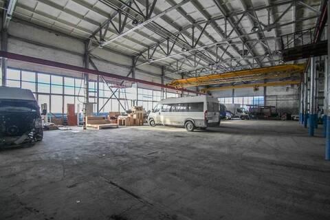 Сдам производственное помещение, Аренда склада в Тюмени, ID объекта - 900554684 - Фото 1