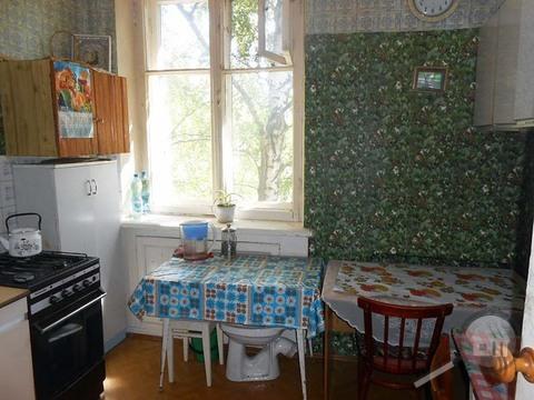 Продается комната с ок в 3-комнатной квартире, ул. Циолковского - Фото 4