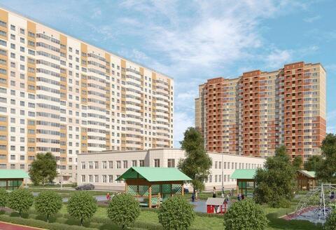 Однокомнатная квартира в Домодедово парк - Фото 1