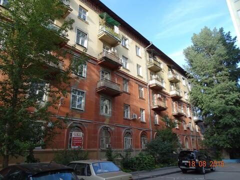 Советская 4 б, Купить квартиру в Саратове по недорогой цене, ID объекта - 312654591 - Фото 1