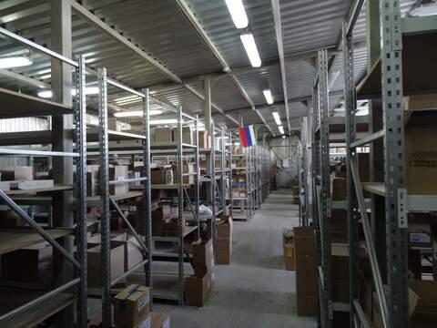 В аренду складской комплекс 910 м2, м.Заельцовская - Фото 1