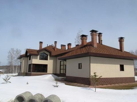 Участок в коттеджном посёлке около Академгородка в Новосибирске - Фото 4