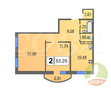 Продажа квартиры, Тюмень, Беловежская