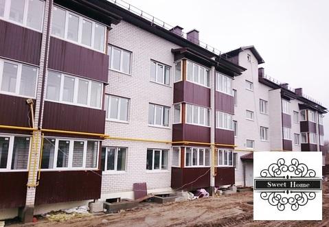 1-комнатная квартира в новостройке в экологически чистом районе Курска - Фото 1