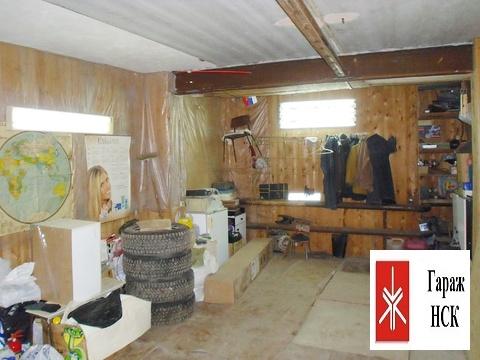 Продам капитальный гараж. ГСК Башня №100. На 2 авто. вз Академгородка - Фото 2