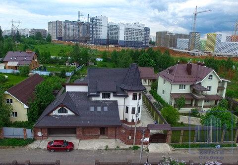 Дом 603 м2 в охраняемом кп Лесные Ключи г. Зеленоград - Фото 1