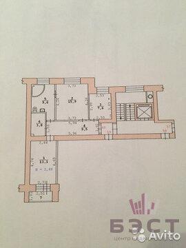 Квартира, ул. Белореченская, д.26, Купить квартиру в Екатеринбурге по недорогой цене, ID объекта - 330814504 - Фото 1