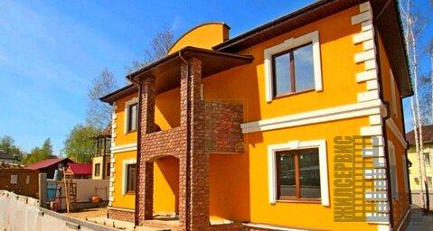 Двухэтажный коттедж 360м в ДНП Военнослужащий, Беляниново - Фото 1