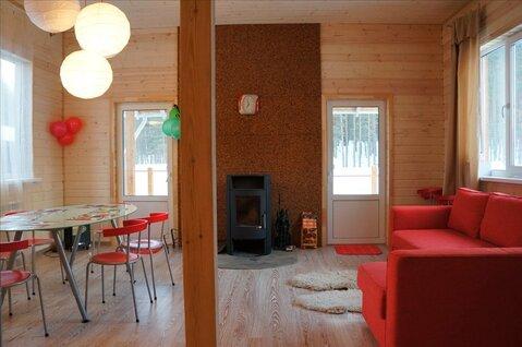 Двухэтажный коттедж с финской купелью в пос. Керро - Фото 3