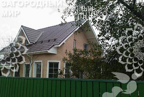 Новый двухэтажный дом. - Фото 1