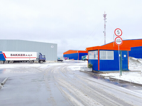 Сдается теплый склад 932м2 в п. Тельмана, Тосненский район - Фото 2
