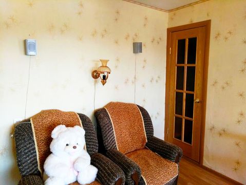Продаётся отличная двух комнатная квартира с великолепным видом на Вол - Фото 5