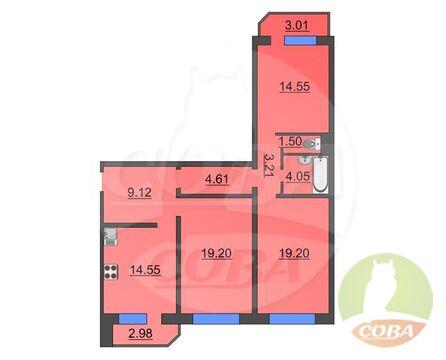 Продажа квартиры, Тюмень, Ивана Словцова - Фото 1