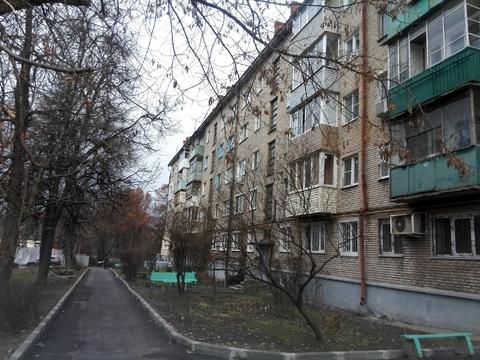 Однокомнатная квартира в Туле, Купить квартиру в Туле по недорогой цене, ID объекта - 322727247 - Фото 1