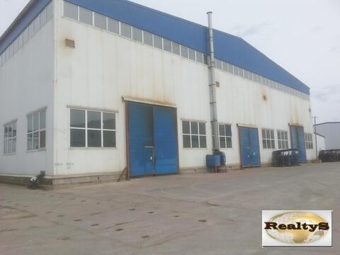 Сдается производственное помещение площадью 950м2 кран-балки 10т. - Фото 3