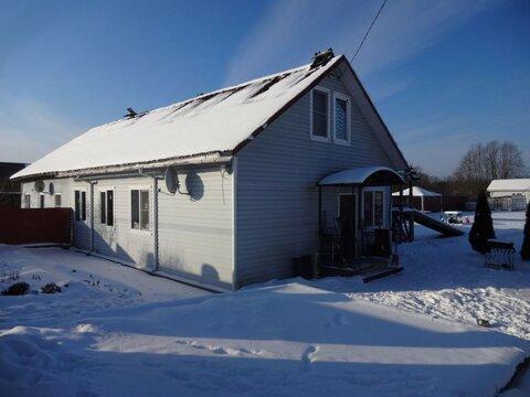 Зимний дом, мкр Лесобиржа - Фото 3