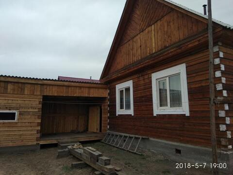 Продажа дома, Улан-Удэ, Ветеранская - Фото 1